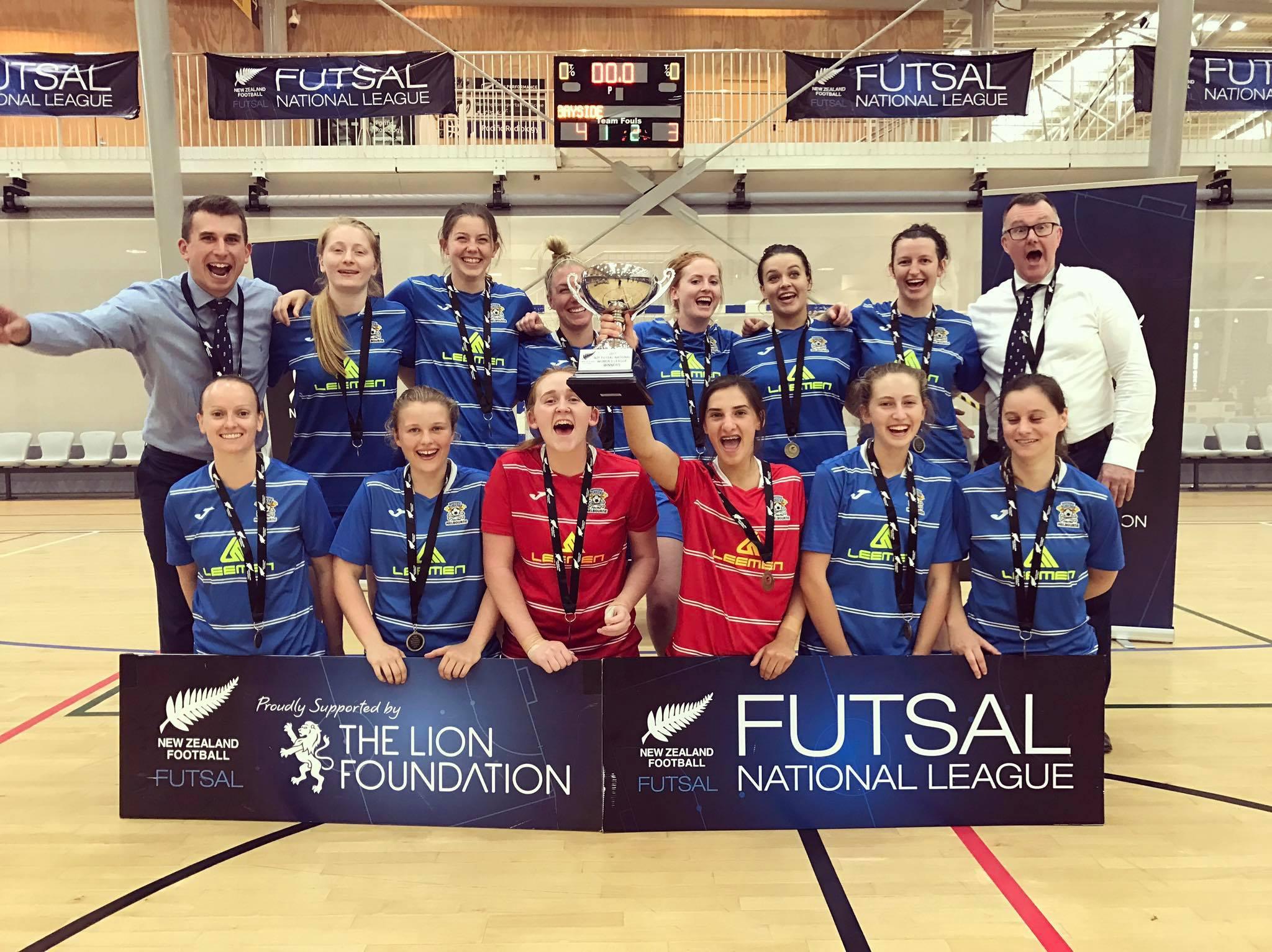 NZF Champions